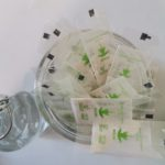 Sachet bio-compostable
